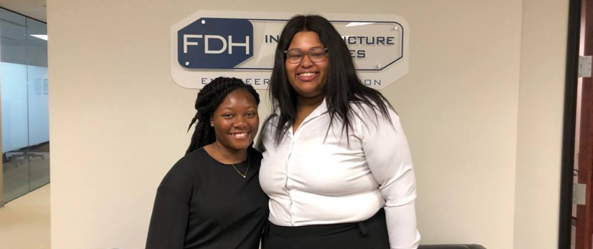 Student externs at FDH Infrastructure